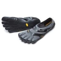 Vibram Five Fingers EL - X : Grey /Black
