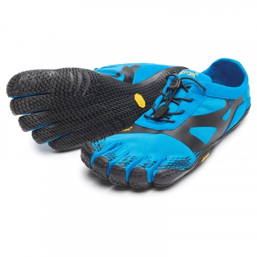 Vibram Five Fingers KSO EVO : Blue / Black