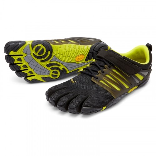 Vibram FiveFingers V-Train : Black / Green