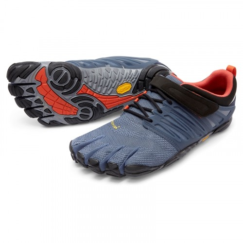 Vibram FiveFingers V-Train : Indigo / Black / Blue