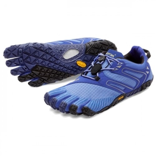 Vibram FiveFingers Womens V-Trail: Purple / Black