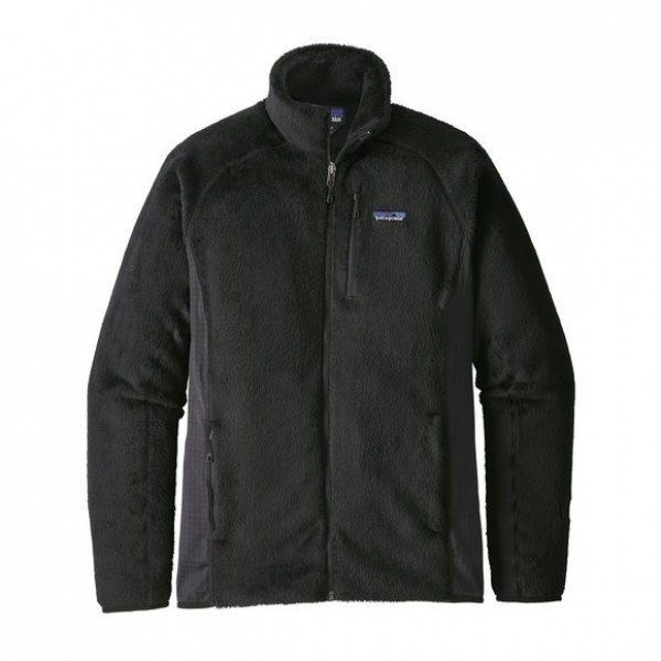 Patagonia Mens Black R2 Fleece Jacket