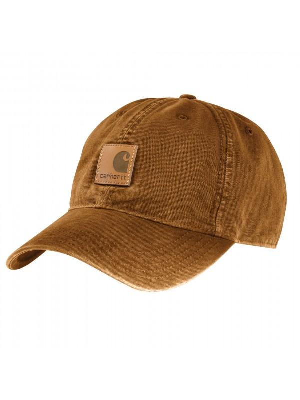 Carhartt Odessa Cap-Carhartt Brown-One Size
