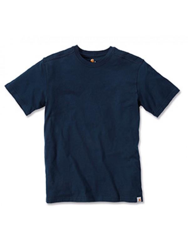 Carhartt Maddock T-Shirt : Navy