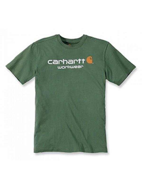 Carhartt Herb Classic Workwear Logo T-Shirt