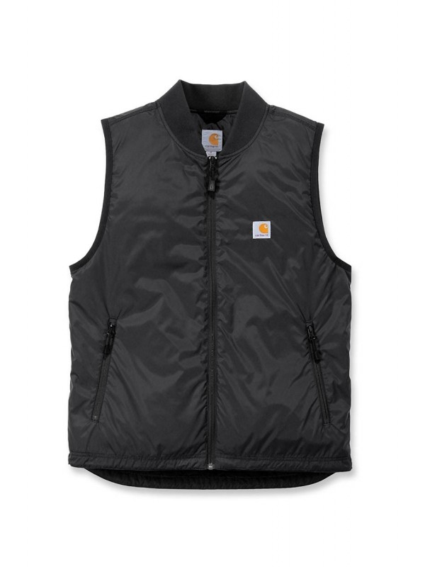 Carhartt Insulated Shop Vest : Black