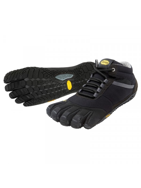 Vibram Five Fingers Trek Ascent Insulated : Black