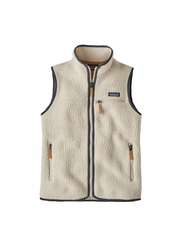 Patagonia Women's Retro Pile Fleece Vest : Pelican
