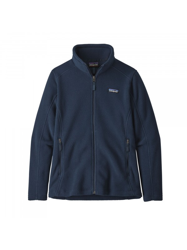 Patagonia Women's Classic Synchilla Fleece Jacket : New Navy