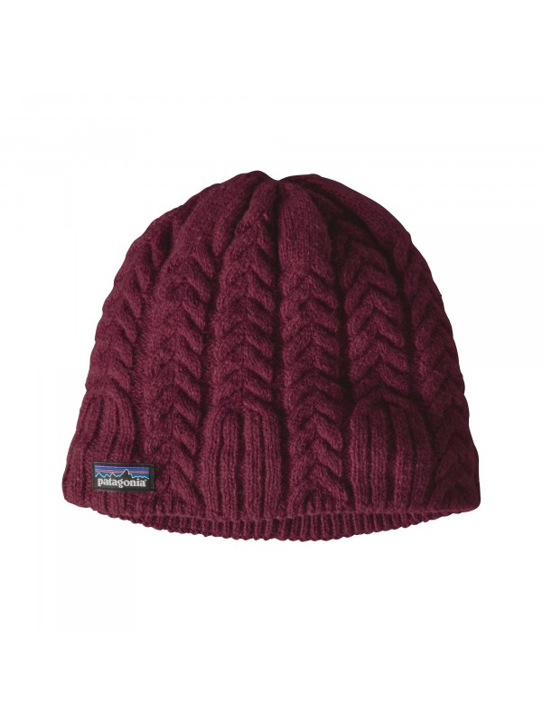 Patagonia Women's Cable Beanie : Light Balsamic