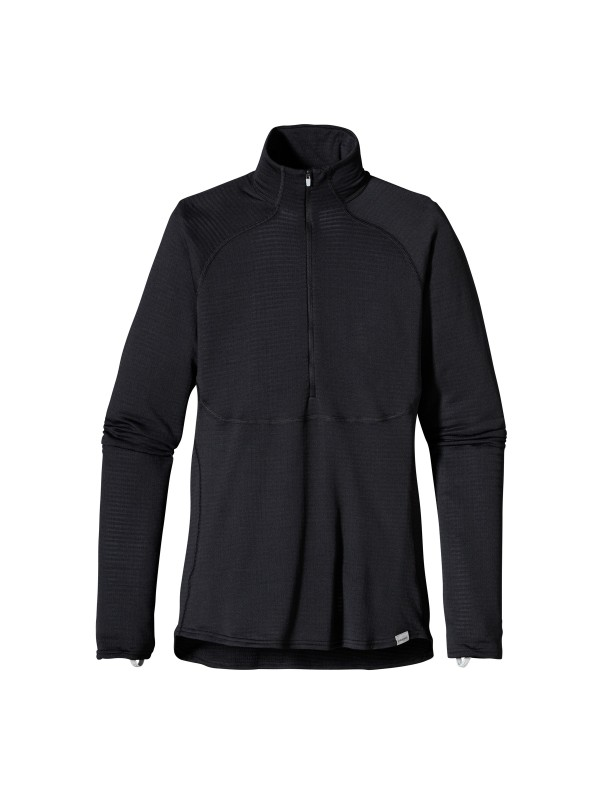 Patagonia Womens Capilene 4 Zip Neck