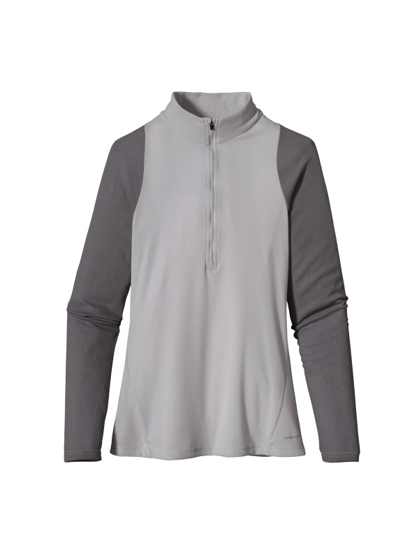 Patagonia Women's Capilene 2 Zip-Neck