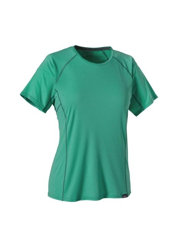 Patagonia Women's Capilene® Lightweight T-Shirt : Aqua Stone