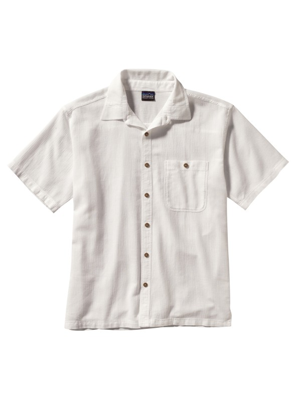 Patagonia Men's White A/C® Shirt