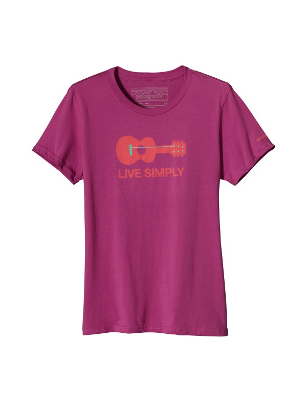 Patagonia Women's Live Simply™ Guitar T-Shirt