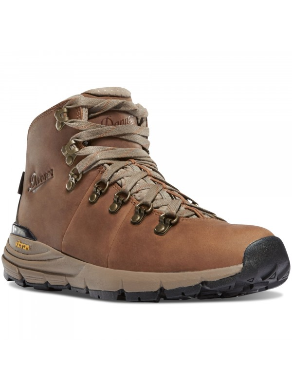 Danner Womens Mountain 600 Rich Brown