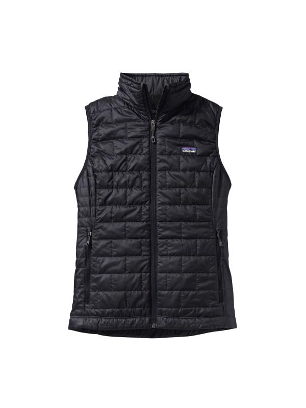 Patagonia Women's Nano Puff Vest: Black