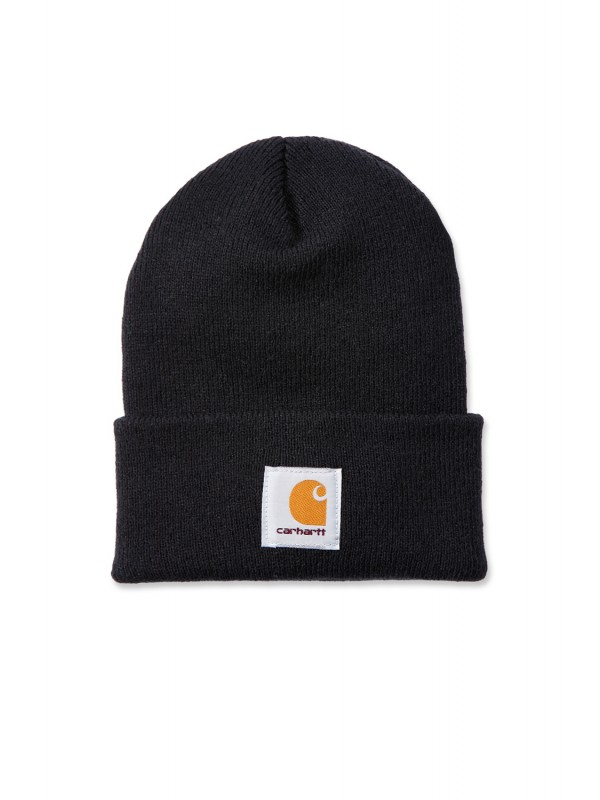 Carhartt Classic Watch Hat-Black-One Size