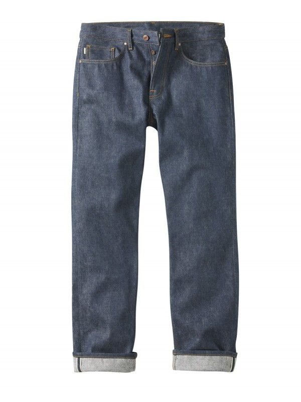 howies Green Selvedge Jean