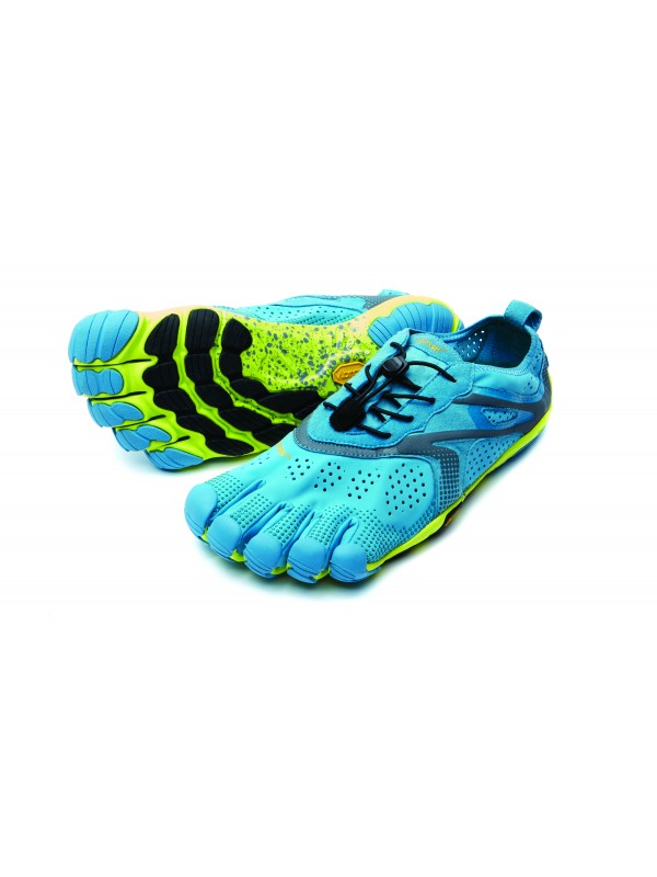 Vibram Five Fingers  V - Run: Blue / Yellow