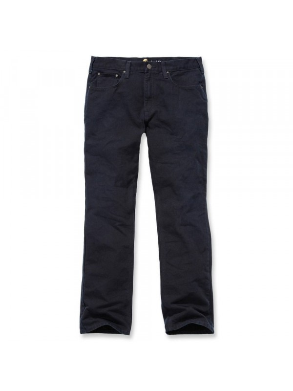 Carhartt Black Weathered Duck Pants