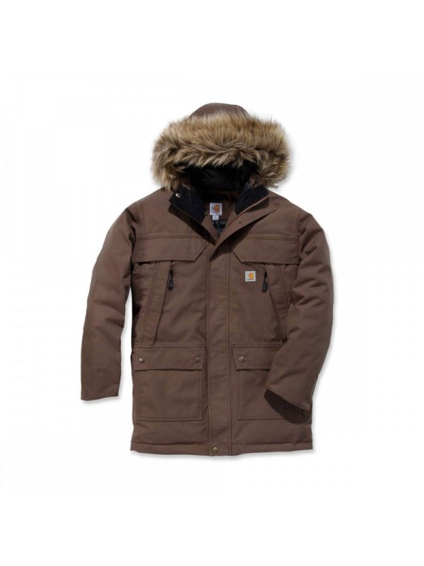 Carhartt Sawtooth Parka : Canyon Brown