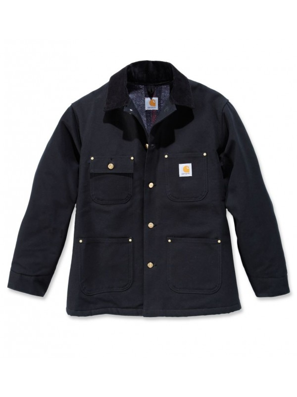 Carhartt Black Chore Coat