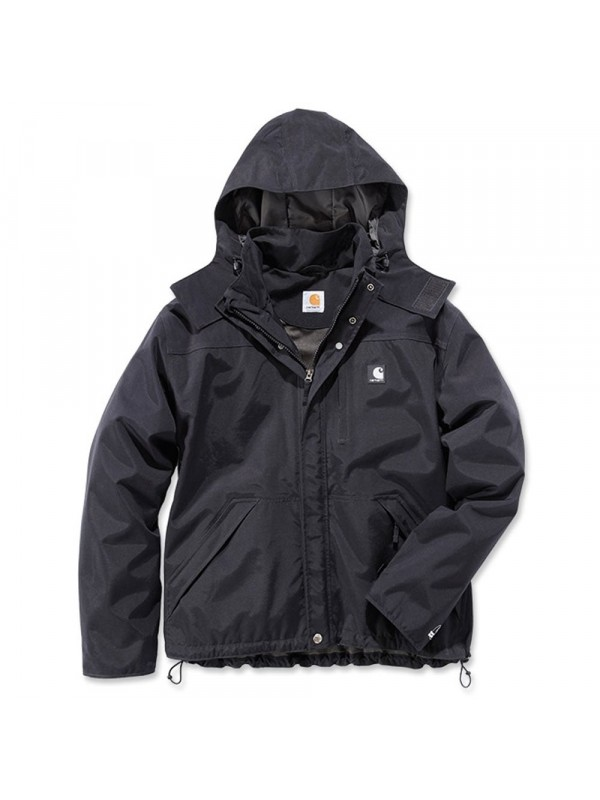 Carhartt Black Shoreline Jacket