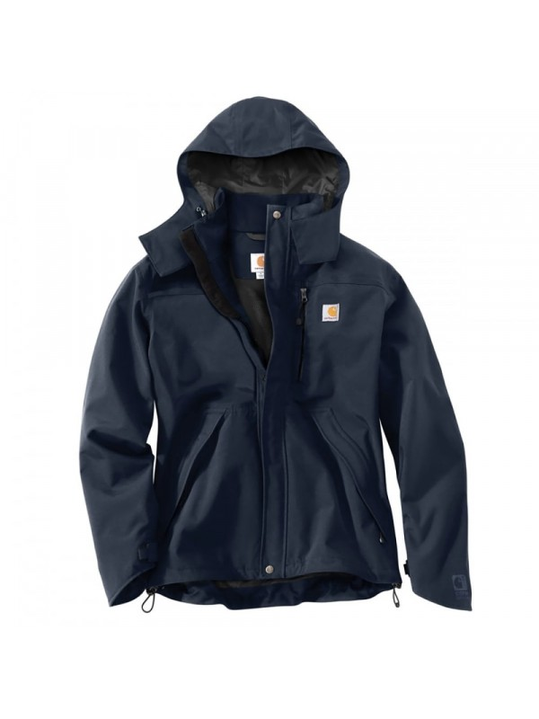 Carhartt Navy Shoreline Jacket