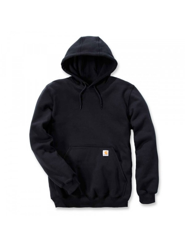 Carhartt Midweight Hooded Sweatshirt : Black
