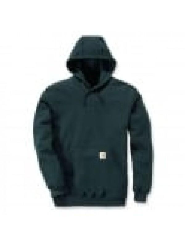 Carhartt Midweight Hooded Sweatshirt : Canopy Green