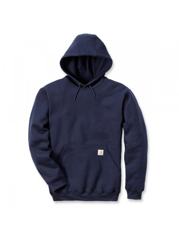 Carhartt Midweight Hooded Sweatshirt : New Navy