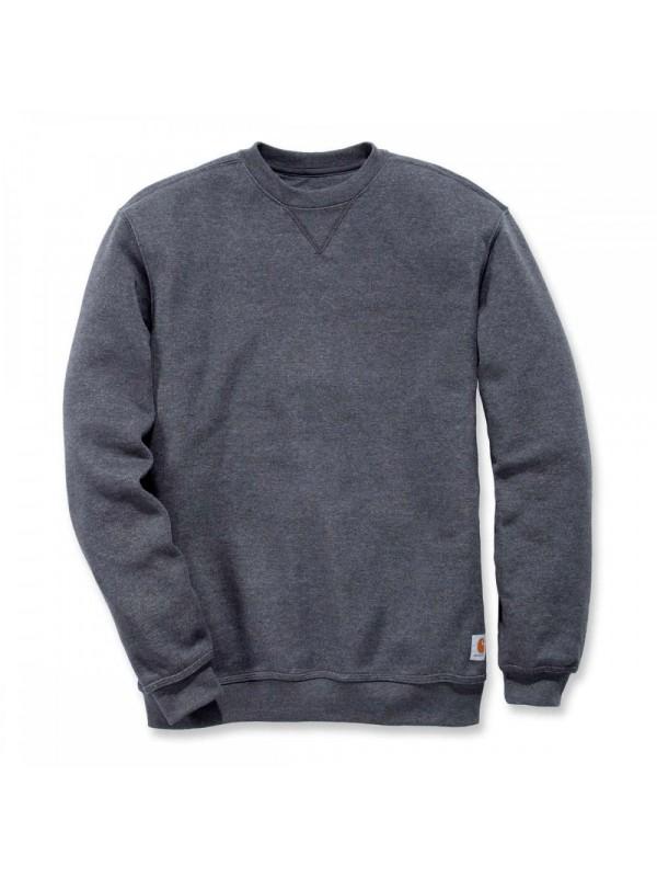 Carhartt Midweight Crewneck Sweatshirt : Carbon Heather