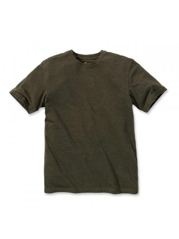 Carhartt Maddock T-Shirt : Moss Heather