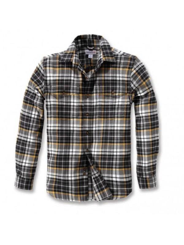 Carhartt Shadow Trumbull Flannel Shirt