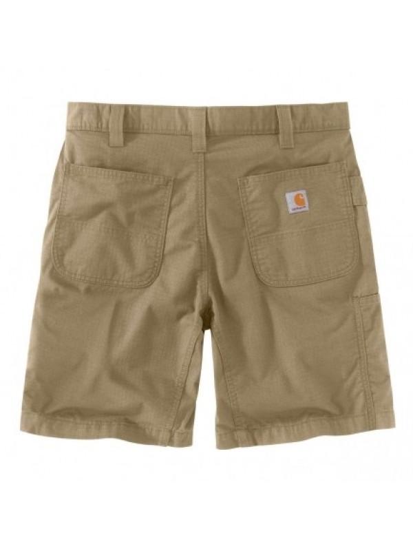 Carhartt Stretch Ripstop Shorts : Dark Khaki
