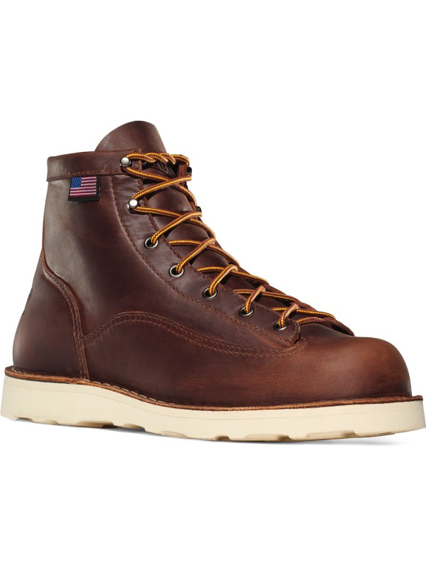 "Danner Bull Run 6"" : Brown Cristy"