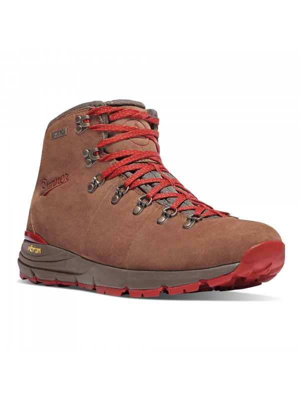 "Danner Mountain 600 4.5"" : Brown/Red"