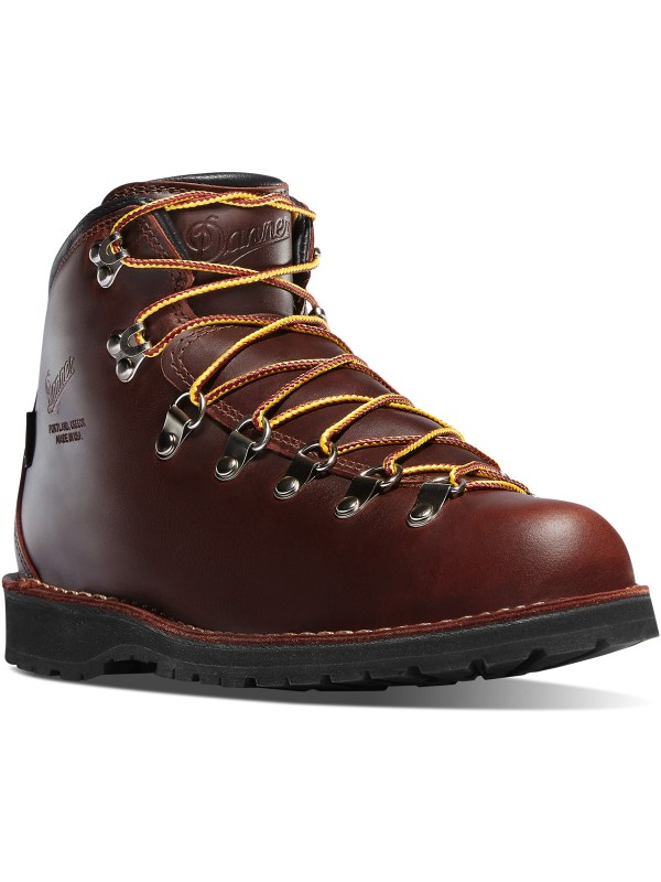Danner Mountain Pass Dark Brown