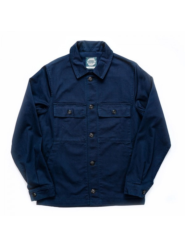 Yarmouth Oilskins Drivers Jacket – Navy