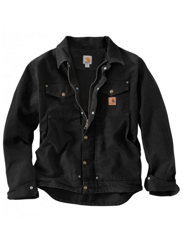 Carhartt Berwick Jacket : Black
