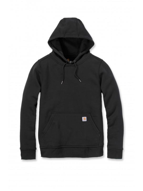 Carhartt Womens Clarksburg Pullover Sweatshirt : Black