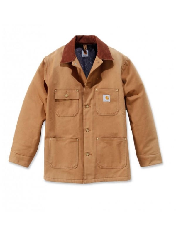 Carhartt Brown Chore Coat