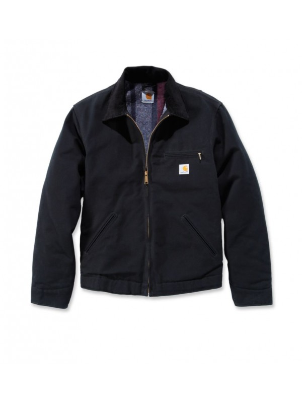 Carhartt Black Duck Detroit Jacket