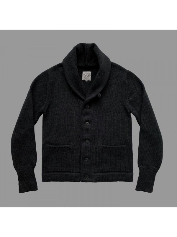 NSC EXPEDITION CARDIGAN : BLACK