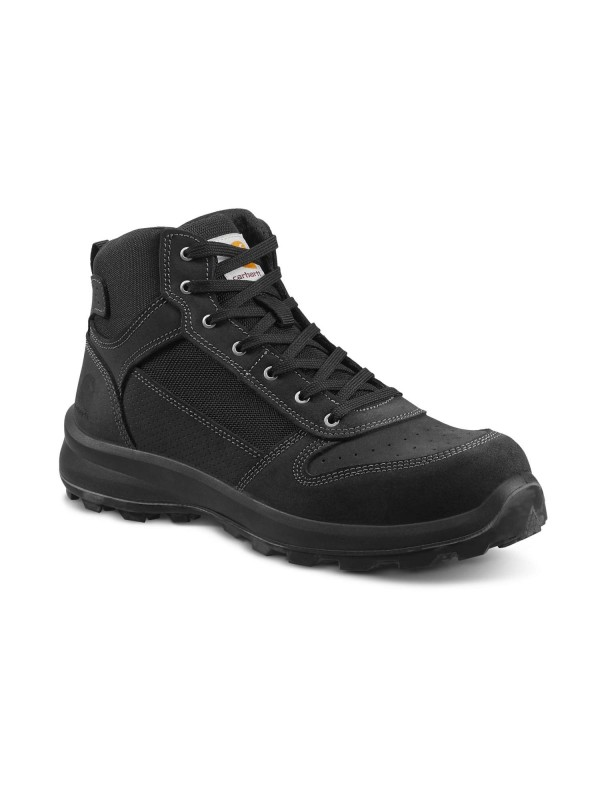 Carhartt Michigan Mid Safety Boot : Black - VAT FREE