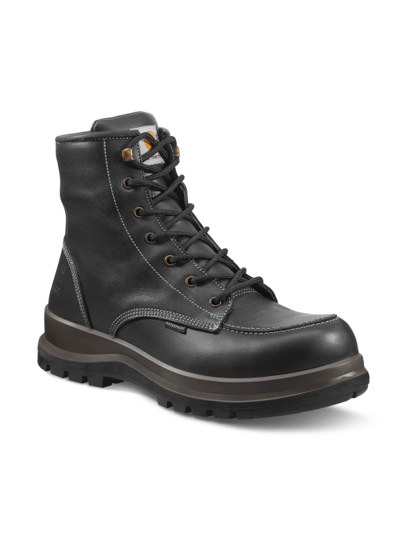 Carhartt Hamilton Waterproof Safety Boot : Black - VAT FREE