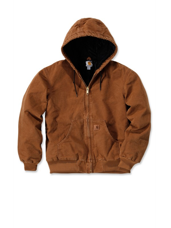 Carhartt Quilted Flannel Lined Active Jacket