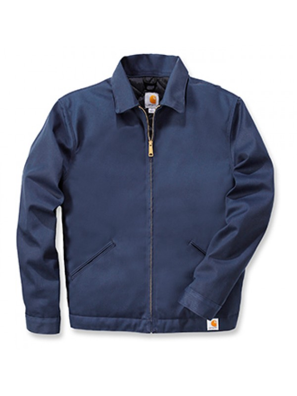 Carhartt Navy Twill Work Jacket