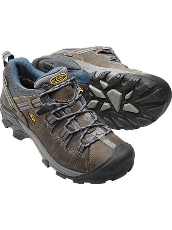 Keen Mens Targhee II WP: Cascade Brown / Brown Sugar